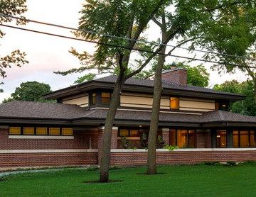 """Harmonic Winds House"" Modern Prairie"