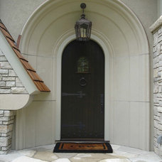 Traditional Exterior by Murphy & Co. Design