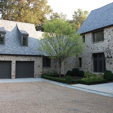 Traditional Exterior by Joseph Mosey Architecture, Inc.