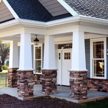Harrisonburg Aging in Place Custom Home