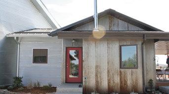 Hart Cabin Exterior