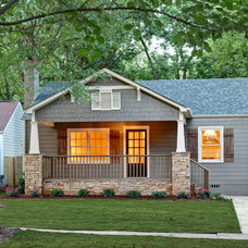 Craftsman Exterior by Willow Homes LLC