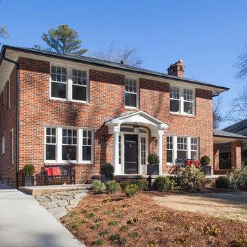 Harvard Historic Home Renovation