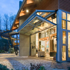 Contemporary Exterior by Shugart Wasse