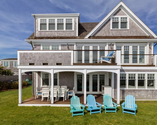 Second Floor Deck Ideas Pictures Remodel And Decor