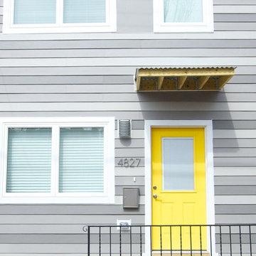 Hatfield Street Residence