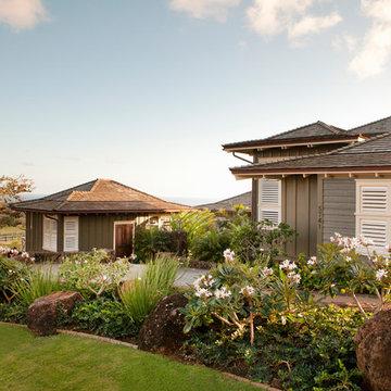 Hawaiian Plantation Retreat Exterior