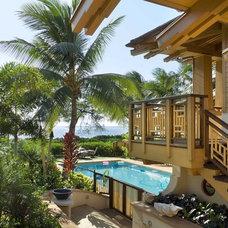 Tropical Exterior by Ike Kligerman Barkley