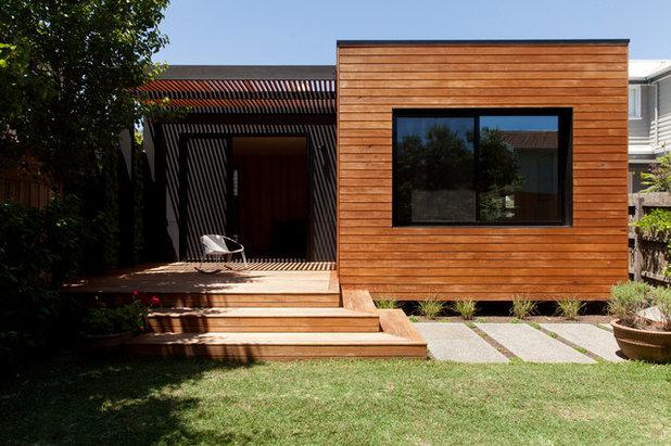 Contemporary Exterior by ArchiBlox