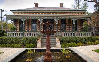 So You Live in a ... Historic Brick Villa