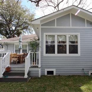 Idéer för ett litet eklektiskt hus