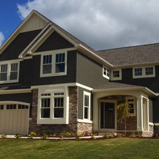Craftsman Exterior by O'Connor Builders Inc