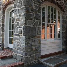 Traditional Exterior by Hammerhead Custom Carpentry, LLC of Lancaster