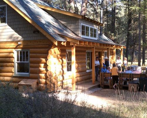 Headwaters Log Cabin