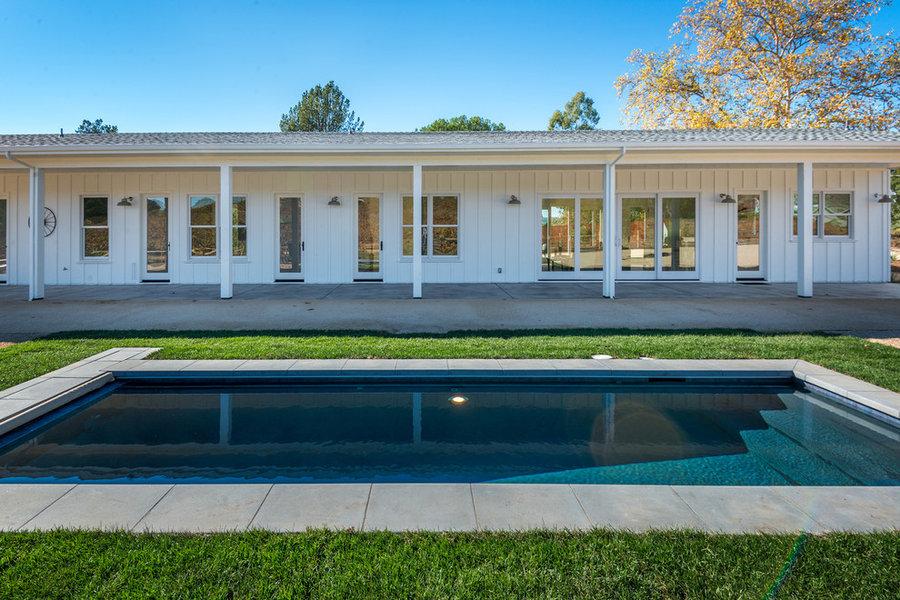 Healdsburg Modern Ranch