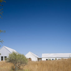 Farmhouse Exterior by Nick Noyes Architecture