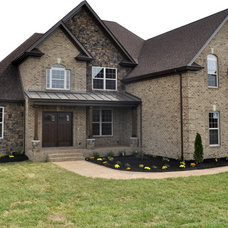Traditional Exterior by Robinson Construction Group (Mt. Juliet, TN)