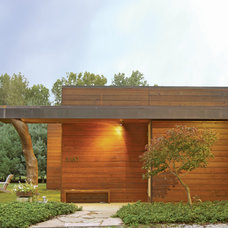 Modern Exterior by Bamesberger Architecture