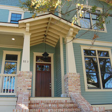 Craftsman Exterior by Brickmoon Design