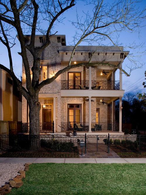 Brookstone Brick Home Design Ideas Renovations Photos