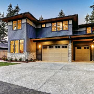 Hemmsfield Modern Craftsman Custom Home
