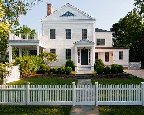 cedar picket fence home design ideas