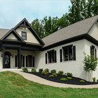 The Owens Model At Old Davidson Traditional Exterior