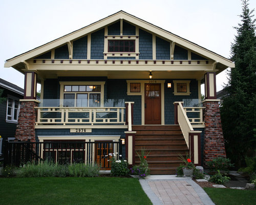craftsman exterior trim houzz