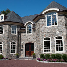 Traditional Exterior by Pinnacle Stone Products, LLC