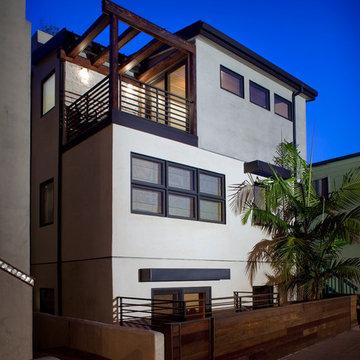 Hermosa Beach - Contemporary Beach House