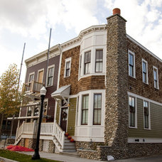 Traditional Exterior by Kenny Craft,  CNU  LEED AP