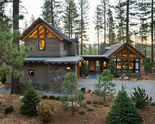Best Mountain Home Landscape Home Design Design Ideas