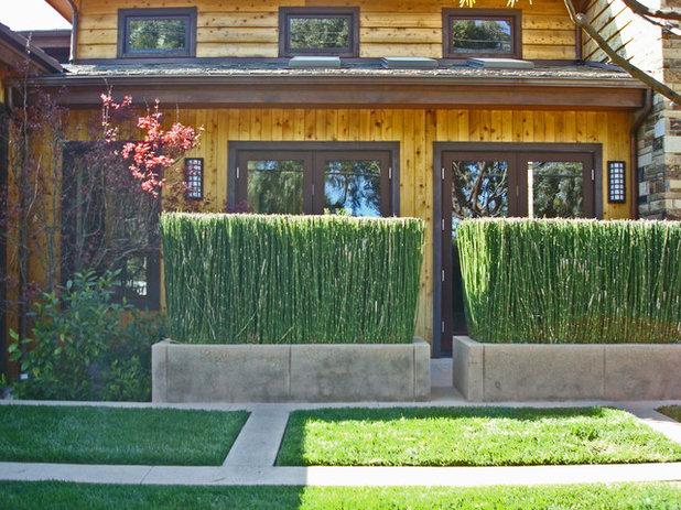 Hallo Nachbar! Natürliche Und Freundliche Gartenzäune Balkon Ideen Balkonmobel Sichtschutz Pflanzen
