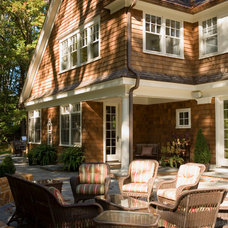 Traditional Exterior by Hiland Hall Turner Architects, P.A.