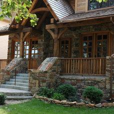 Traditional Exterior by Custom Corners LLC