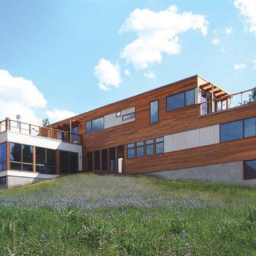 High Peak Meadow House
