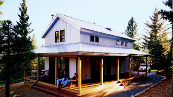 High Sierra Cabin (plans available)