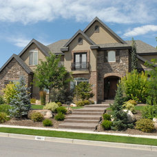 Traditional Exterior by Inouye Design
