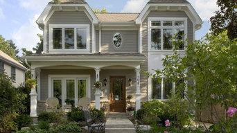 Highland Park 2 Story House Addition