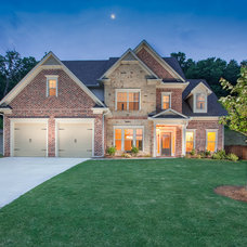 Craftsman Exterior by JEH Homes
