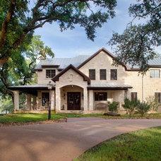 Traditional Exterior by Ellis Custom Homes LLC