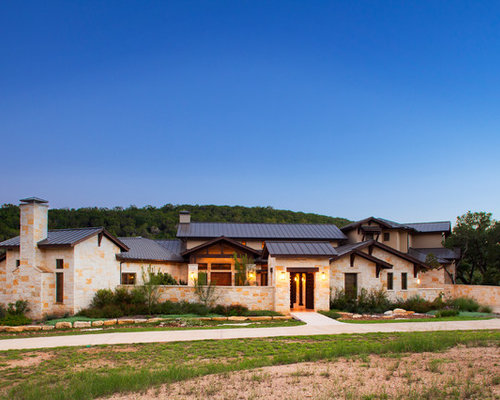 Hill country houzz for Hill country stone