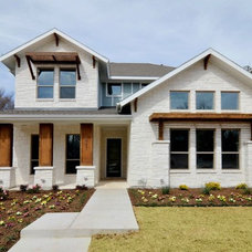 Modern Exterior by Precision Designs