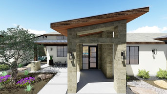 Hill Country Modern Residence
