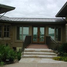 Contemporary Exterior by Rob Sanders Designer - Custom Home/Remodel Design
