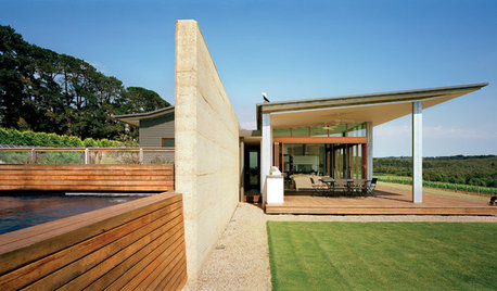 Are Rammed-Earth Walls the Next Big Thing?