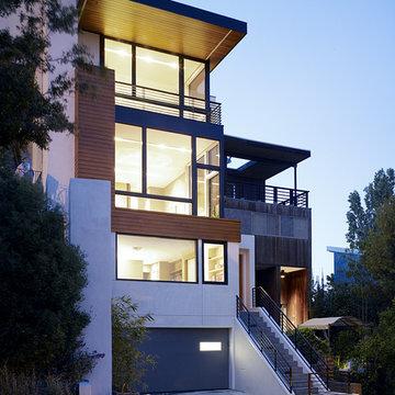Hill Street Residence - John Maniscalco Architecture