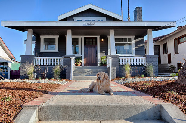 Craftsman Exterior by Carley Montgomery