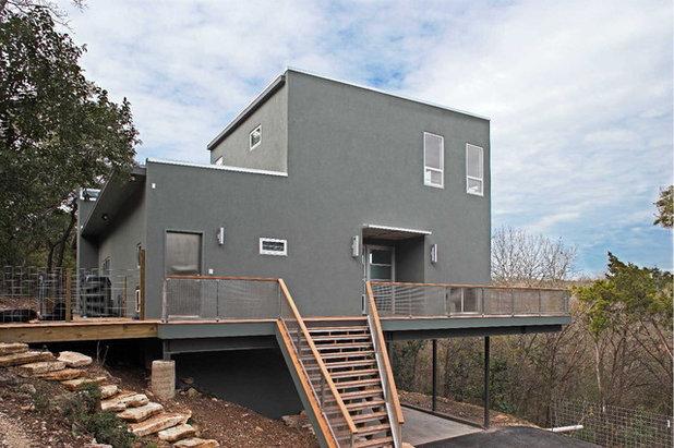 Modern Exterior by Studio Steinbomer