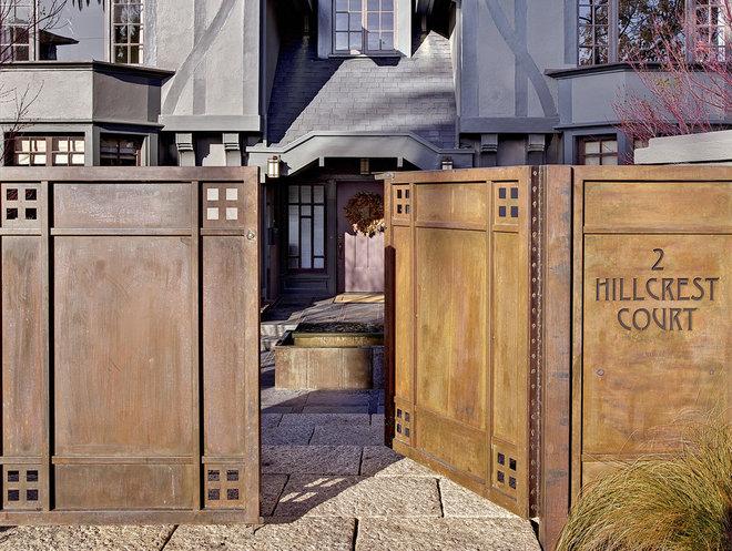 Craftsman Exterior by WA design